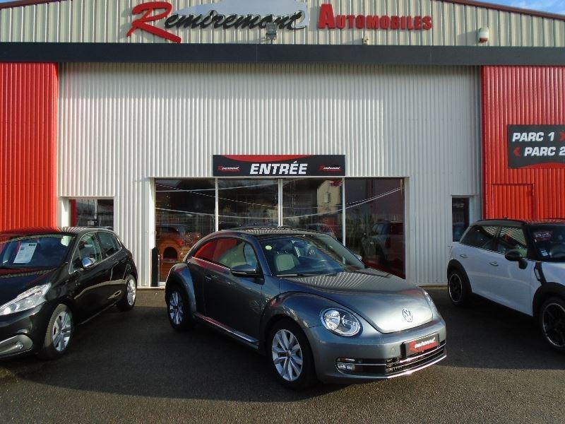 Les Volkswagen D Occasion Disponibles A Epinal Chez Remiremont
