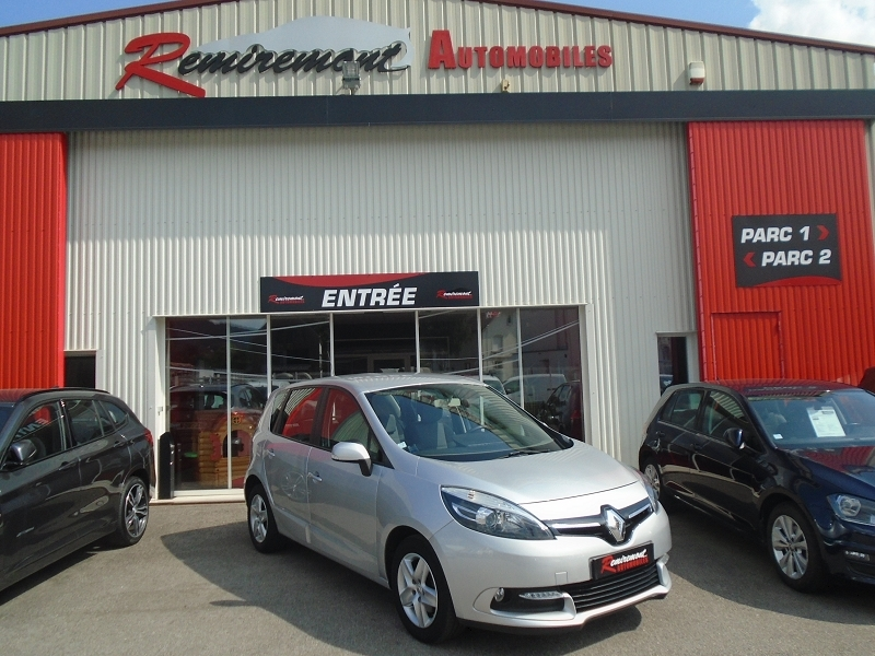 Renault SCENIC III 1.5 DCI 110CH ENERGY LIFE ECO² 2015 Diesel GRIS  Occasion à vendre