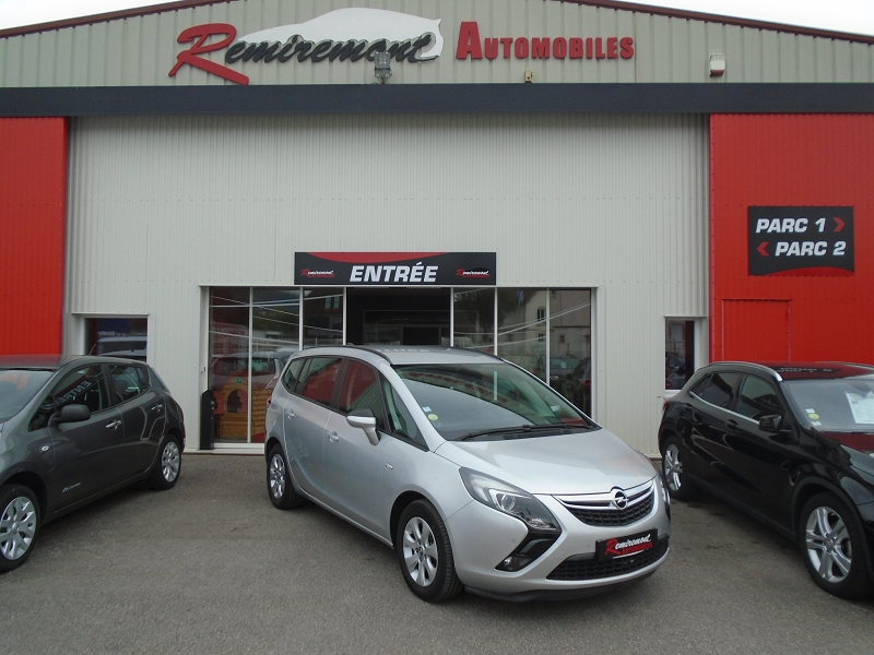 Opel ZAFIRA 1.6 CDTI 120CH BLUEINJECTION BUSINESS EDITION Diesel GRIS  Occasion à vendre