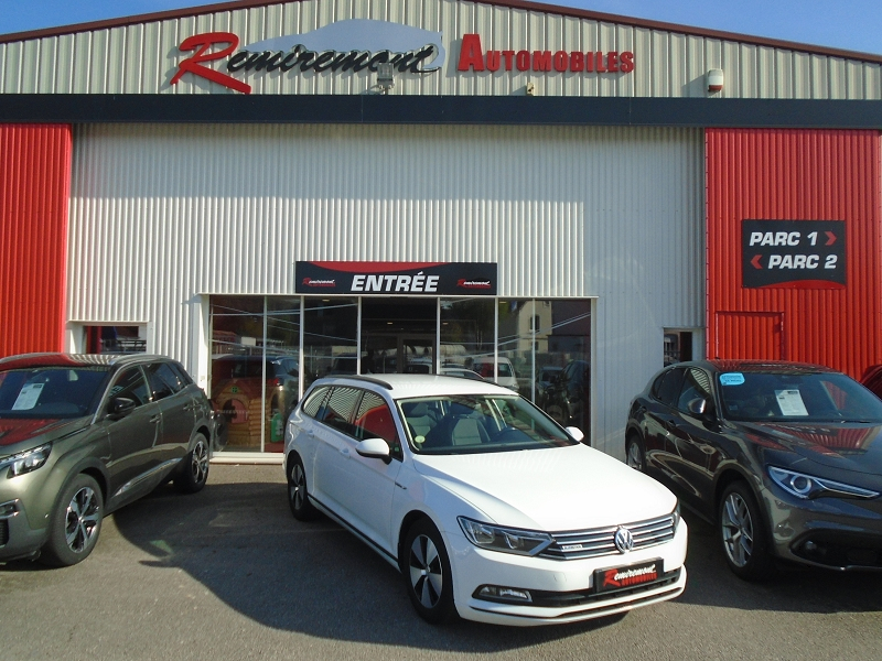 Volkswagen PASSAT SW 1.6 TDI 120CH BLUEMOTION BLUEMOTION BUSINESS Diesel BLANC Occasion à vendre