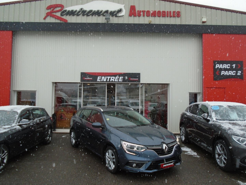 Renault MEGANE IV ESTATE 1.5 DCI 90CH ENERGY BUSINESS Diesel GRIS  Occasion à vendre